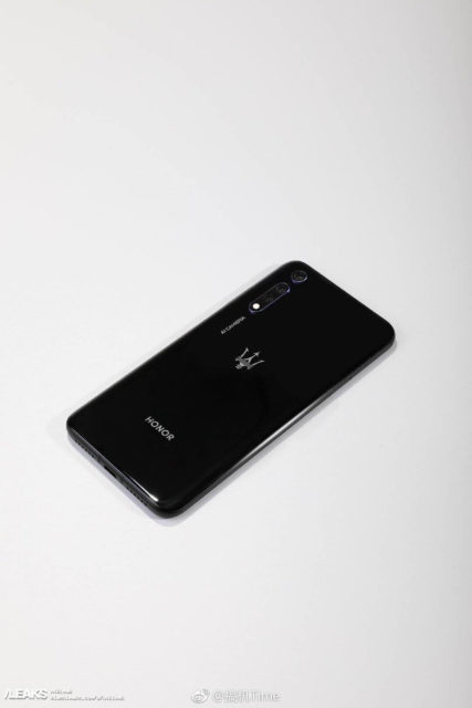 Honor V20 Maserati Edition Leak