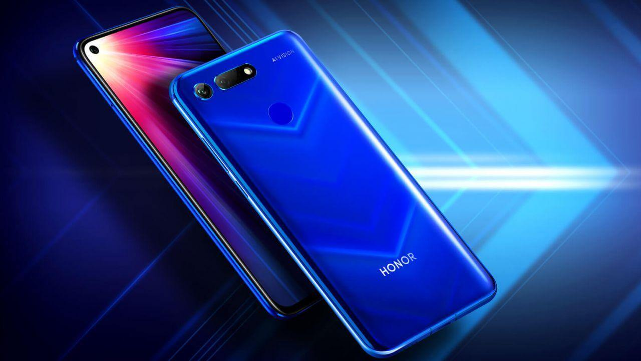 Honor View 20 Pressebild