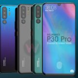 Huawei P30 Pro Concept-Render