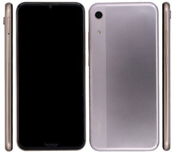 Honor 8A TENAA
