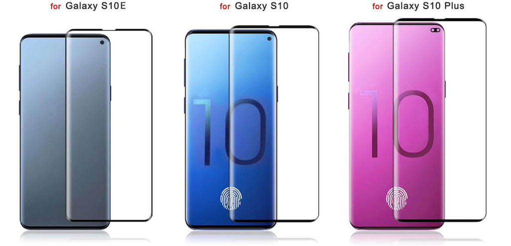 Samsung Galaxy S10 E Displayschutz