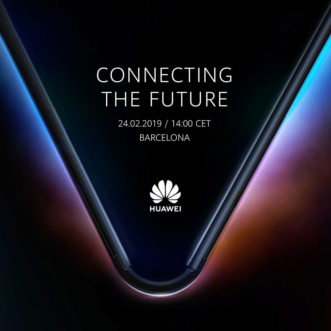 Huawei Teaser faltbares Smartphone
