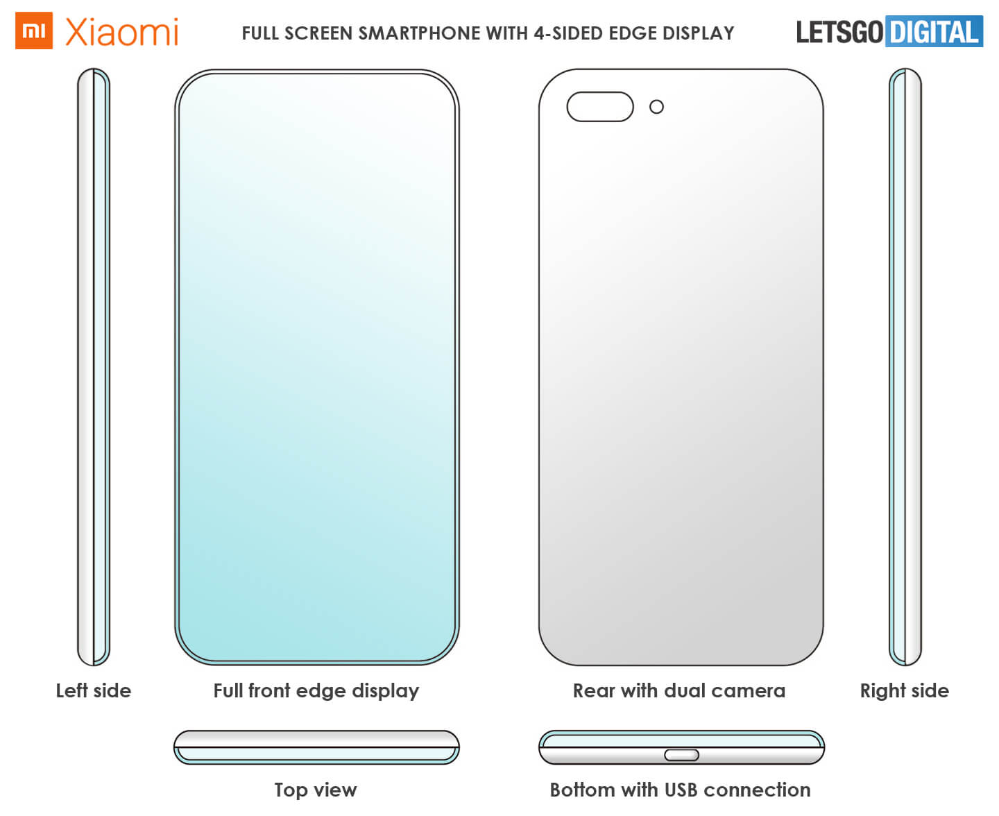 Xiaomi Smartphone Display Patent