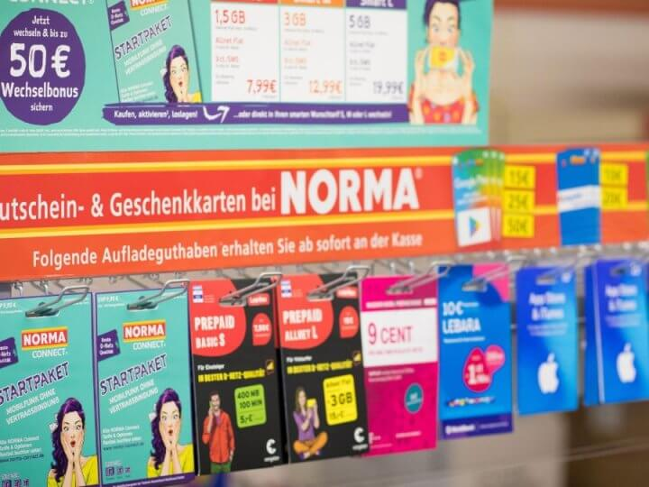 NORMA Connect Telekom-Netz