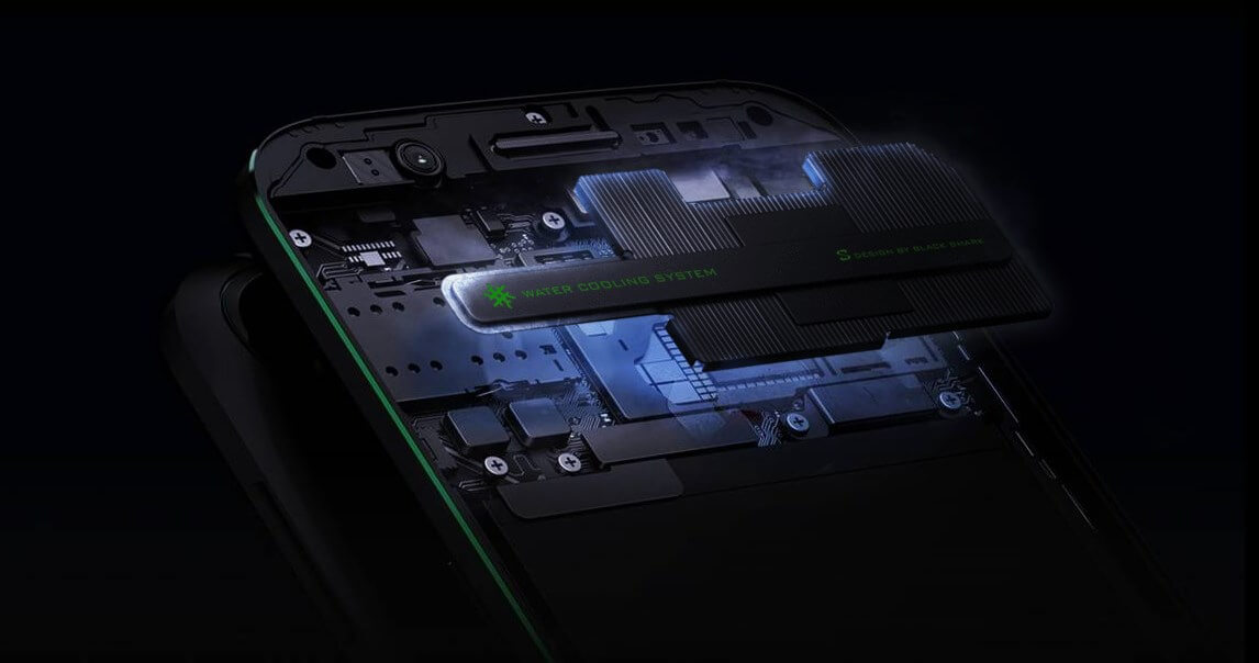 Xiaomi Black Shark 2 Water-Liquid Cooling