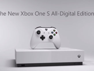 Xbox One S All-Digital Edition Spielekonsole