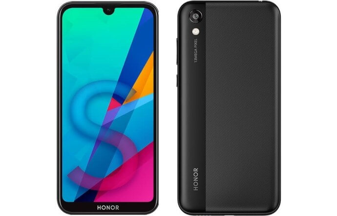 Honor 8S Leak