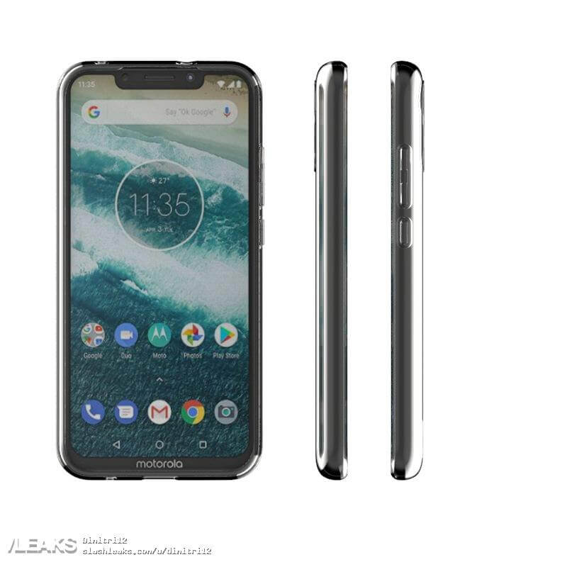 Motorola P40 Play Case