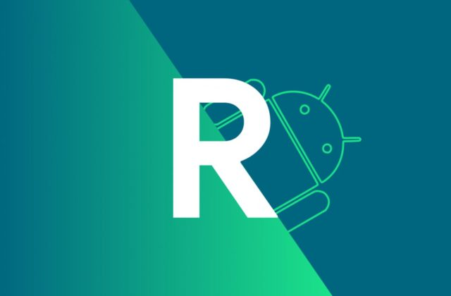 Android R Logo
