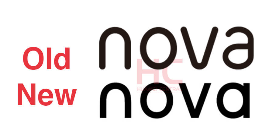"New vs. Old ""nova"" Brand Logo"