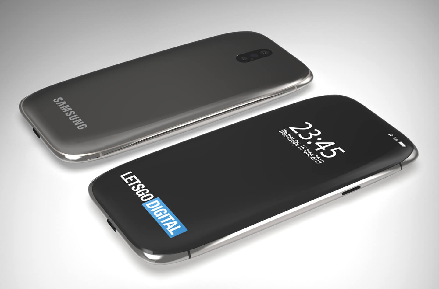 Samsung Galaxy S11 Design-Render