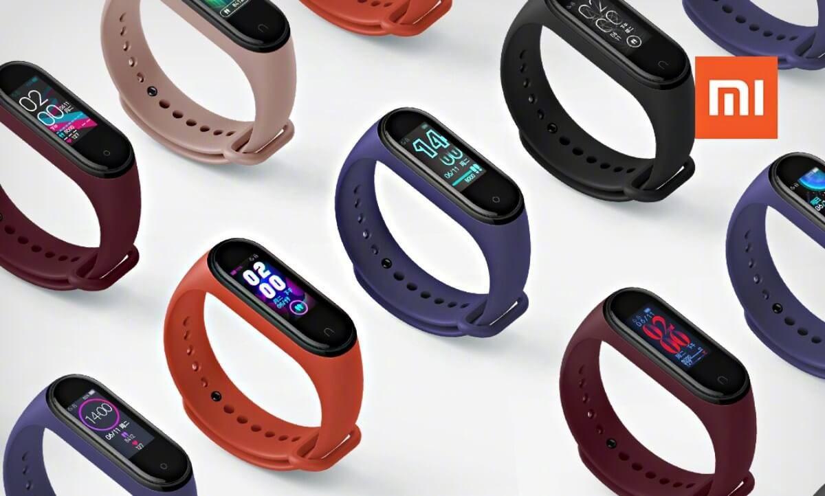 Xiaomi Mi Band 4 Fitnesstracker