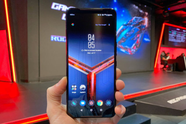 Asus ROG Phone 2 Gaming-Smartphone
