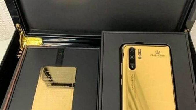 Huawei P30 Pro Gold Edition