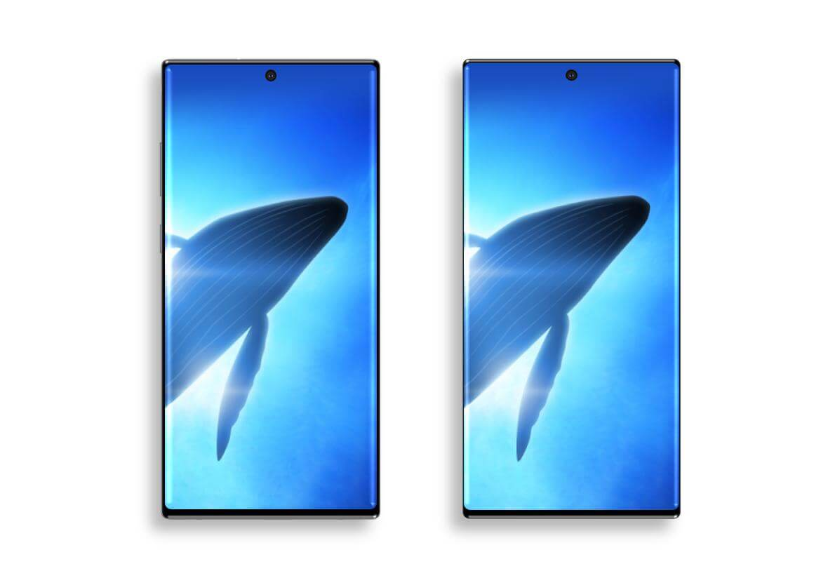 "Samsung Project ""R6"" vs. Samsung Galaxy Note 10"