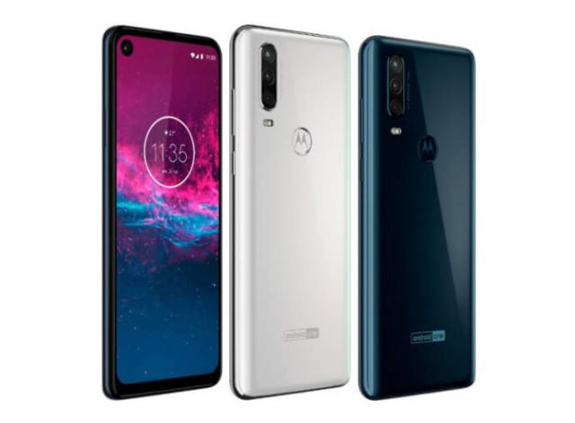 Motorola One Action Leak