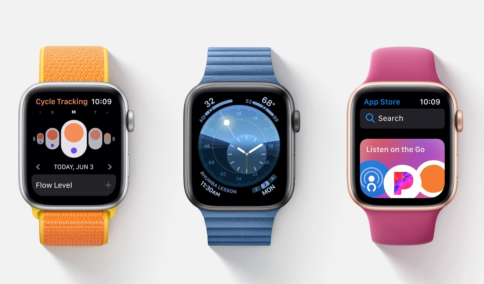 Apple watchOS 6 Preview