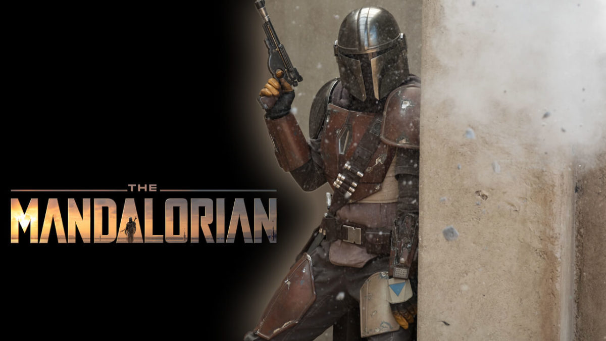 """Star Wars The Mandalorian"""