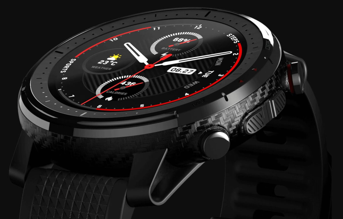 Huami Amazfit Stratos 3 Sport Smart Watch