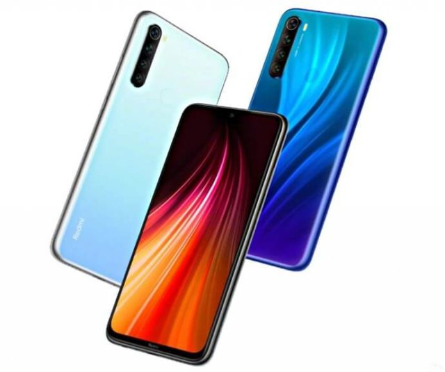 Redmi Note 8 Colors