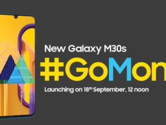 Samsung Galaxy M30s India launch-invite