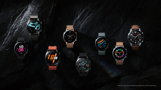 HUAWEI Watch GT 2 All Colours