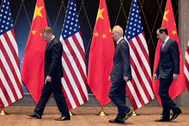 USA vs. China Handelsstreit