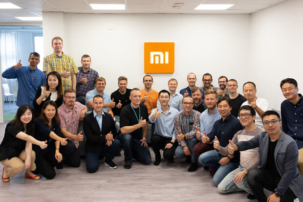 Xiaomi Tampere R&D center 2019