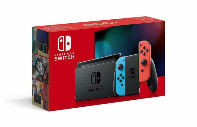 Nintendo Switch neue Edition