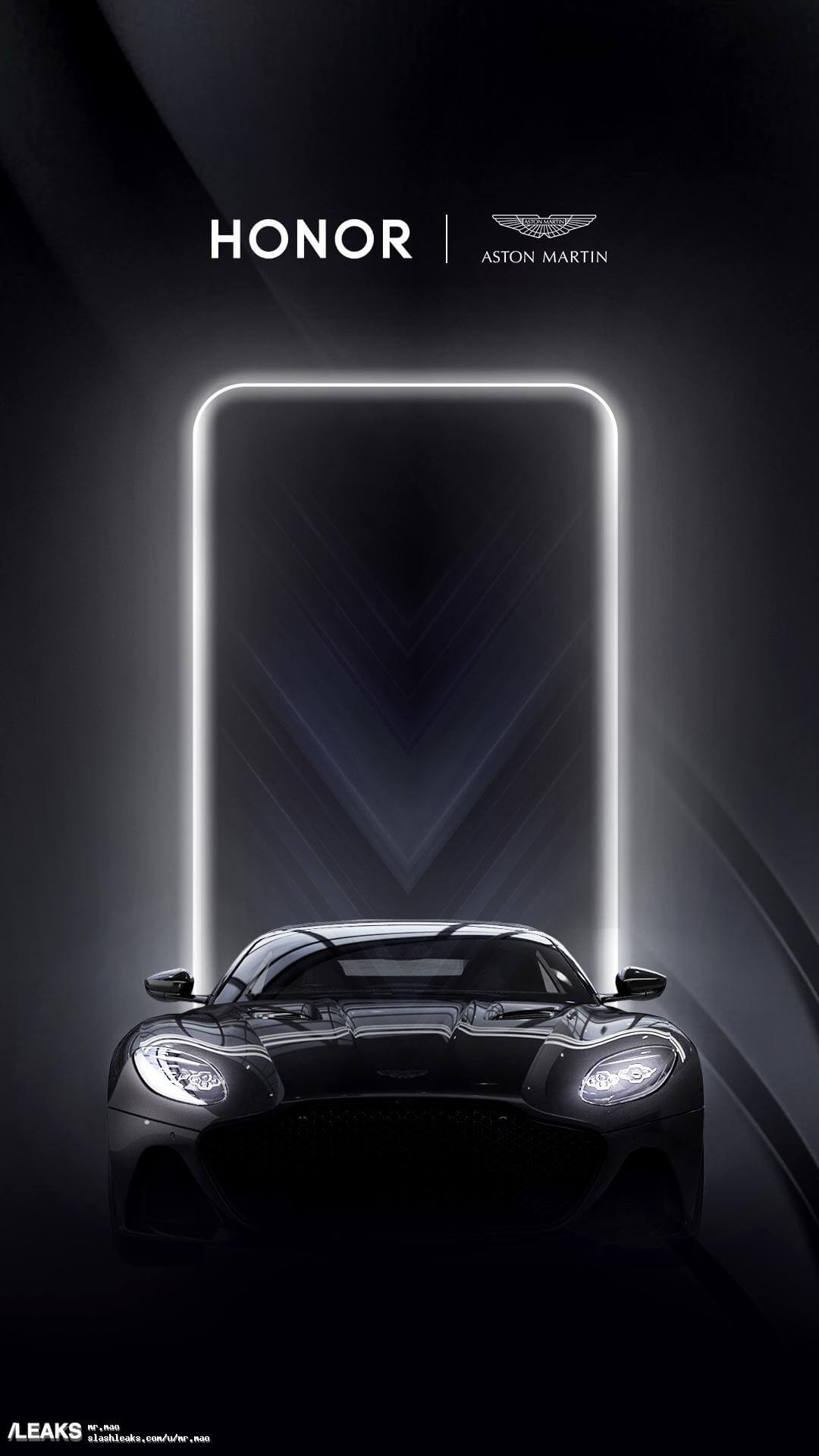 Honor V30 Aston Martin Poster