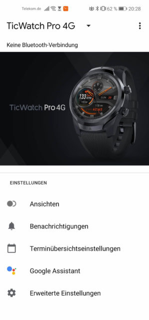 Wear OS Screenshot