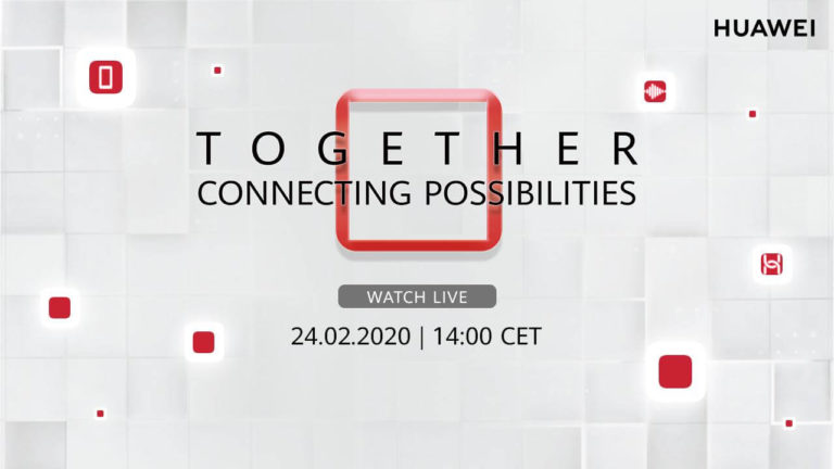 Huawei Virtual Conference