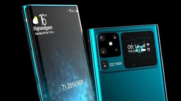 Huawei Mate 40 Pro Concept-Render