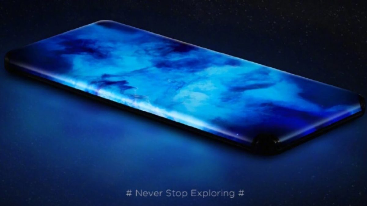 Xiaomi-Concept four-sided-waterfall-screen