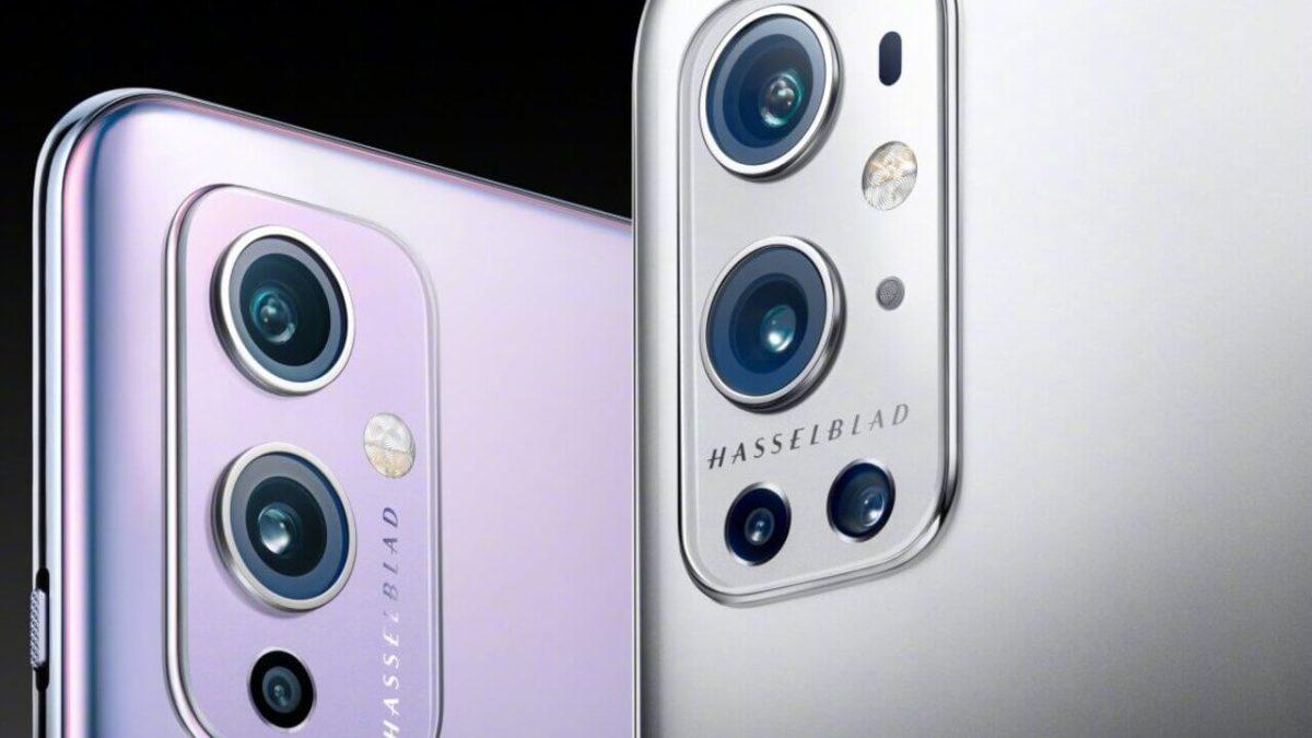 OnePlus 9 Pro Morning Mist und OnePlus 9 Winter Mist Header