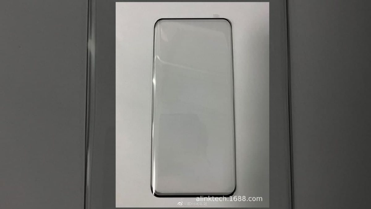 Huawei P50 Tempered Glass Leak Header