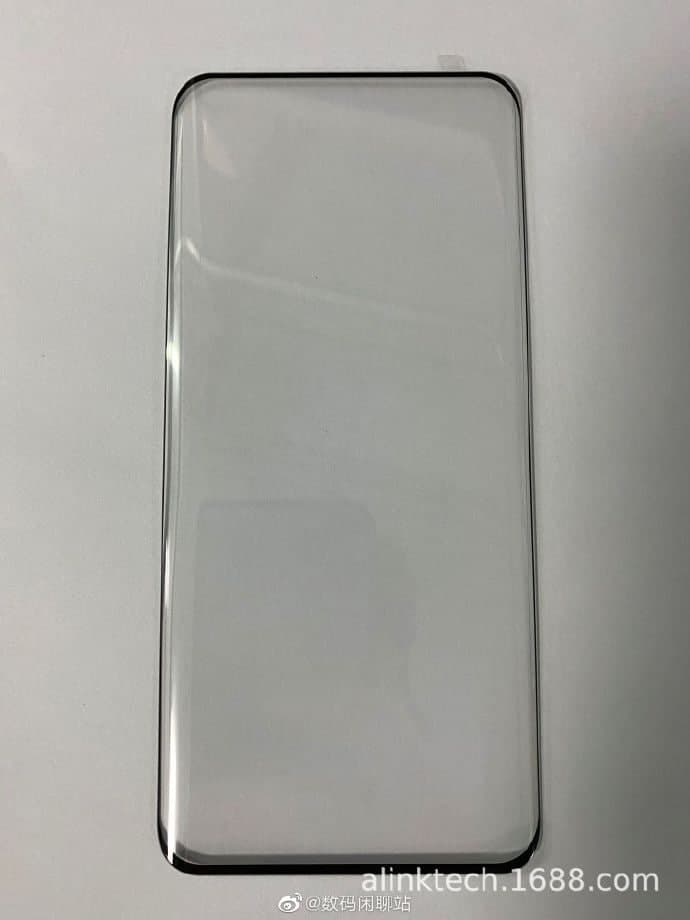 Huawei P50 Tempered Glass Leak